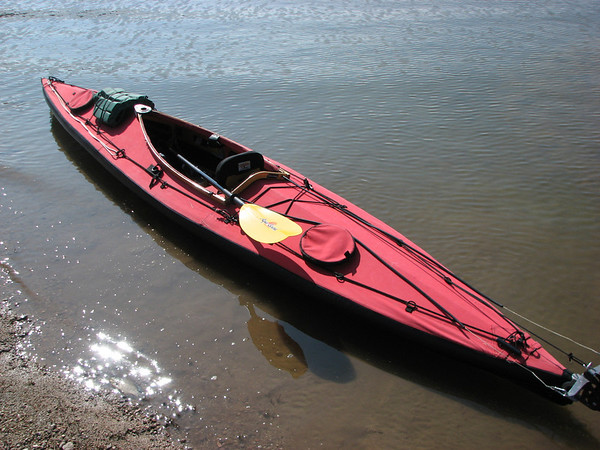 Folding Kayaks Forum • View topic - Room for one more?